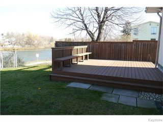 Photo 17: 63 Lakeshore Road in Winnipeg: Waverley Heights Residential for sale (1L)  : MLS®# 1629033