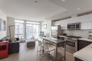 "Photo 1: 1208 1775 QUEBEC Street in Vancouver: Mount Pleasant VE Condo for sale in ""Opsal"" (Vancouver East)  : MLS®# R2150084"