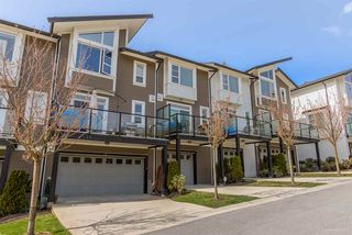 Photo 20: 4 1299 COAST MERIDIAN Road in Coquitlam: Burke Mountain Townhouse for sale : MLS®# R2156577