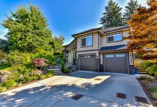 "Photo 1: 32998 CAITHNESS Place in Abbotsford: Central Abbotsford House for sale in ""ARGYLL GROVE"" : MLS®# R2187464"