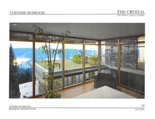 "Photo 3: 1421 CRYSTAL CREEK Drive: Anmore Land for sale in ""CRYSTAL CREEK"" (Port Moody)  : MLS®# R2189276"