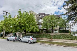 Photo 20: 211 1519 GRANT AVENUE in Port Coquitlam: Glenwood PQ Condo for sale : MLS®# R2185848