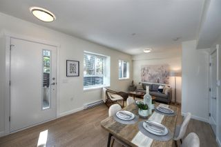 "Photo 3: 2293 E 37 Avenue in Vancouver: Victoria VE Townhouse for sale in ""GEORGE"" (Vancouver East)  : MLS®# R2210885"