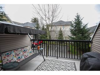 Photo 20: 22 20159 68TH Avenue in Langley: Willoughby Heights Townhouse for sale : MLS®# R2213781