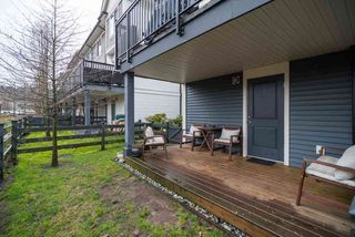 Photo 15: 124 3010 RIVERBEND DRIVE in Coquitlam: Coquitlam East Townhouse for sale : MLS®# R2233937