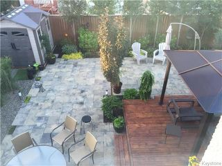 Photo 19: 72 Kinlock Lane in Winnipeg: Richmond West Residential for sale (1S)  : MLS®# 1810190