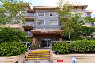 "Photo 1: 413 19936 56 Avenue in Langley: Langley City Condo for sale in ""BEARING POINTE"" : MLS®# R2279547"