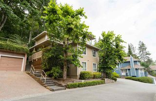 """Photo 1: 48 9000 ASH GROVE Crescent in Burnaby: Forest Hills BN Townhouse for sale in """"Ash Brook Place"""" (Burnaby North)  : MLS®# R2283977"""
