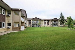 Photo 17: 125 4314 Grant Avenue in Winnipeg: Charleswood Condominium for sale (1G)  : MLS®# 1818110
