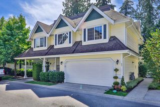 "Main Photo: 58 11355 236 Street in Maple Ridge: Cottonwood MR Townhouse for sale in ""Robertson Ridge"" : MLS®# R2285817"