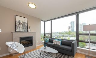 """Photo 3: 808 4178 DAWSON Street in Burnaby: Brentwood Park Condo for sale in """"TANDEM"""" (Burnaby North)  : MLS®# R2305012"""