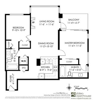 """Photo 13: 808 4178 DAWSON Street in Burnaby: Brentwood Park Condo for sale in """"TANDEM"""" (Burnaby North)  : MLS®# R2305012"""