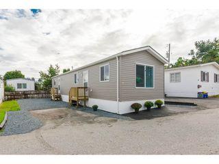 Photo 1: 10 26892 FRASER Highway in Langley: Aldergrove Langley Manufactured Home for sale : MLS®# R2304212
