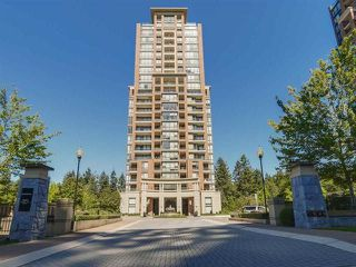 """Photo 1: 2302 6823 STATION HILL Drive in Burnaby: South Slope Condo for sale in """"BELVEDERE"""" (Burnaby South)  : MLS®# R2308599"""
