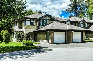 "Photo 1: 25 11737 236 Street in Maple Ridge: Cottonwood MR Townhouse for sale in ""Maplewood Creek"" : MLS®# R2309724"