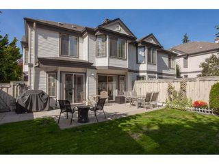 "Photo 18: 12 15840 84 Avenue in Surrey: Fleetwood Tynehead Townhouse for sale in ""Fleetwood Gables"" : MLS®# R2310060"