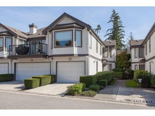 "Photo 1: 12 15840 84 Avenue in Surrey: Fleetwood Tynehead Townhouse for sale in ""Fleetwood Gables"" : MLS®# R2310060"