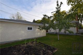 Photo 16: 589 Elm Street in Winnipeg: River Heights Residential for sale (1D)  : MLS®# 1826746