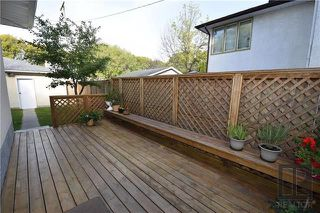 Photo 18: 589 Elm Street in Winnipeg: River Heights Residential for sale (1D)  : MLS®# 1826746