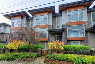 "Photo 1: 4 3025 BAIRD Road in North Vancouver: Lynn Valley Townhouse for sale in ""Vicinity"" : MLS®# R2326169"