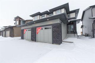 Main Photo: 2848 KOSHAL Crescent in Edmonton: Zone 56 House Half Duplex for sale : MLS®# E4140621