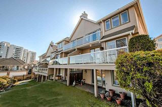 Photo 1: 27 72 JAMIESON Court in New Westminster: Fraserview NW Townhouse for sale : MLS®# R2346074