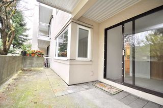 "Photo 17: 102 830 E 7TH Avenue in Vancouver: Mount Pleasant VE Condo for sale in ""FAIRFAX"" (Vancouver East)  : MLS®# R2357001"
