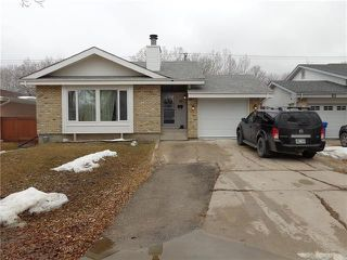 Photo 1: 59 Woodchester Bay in Winnipeg: Residential for sale (1G)  : MLS®# 1907944