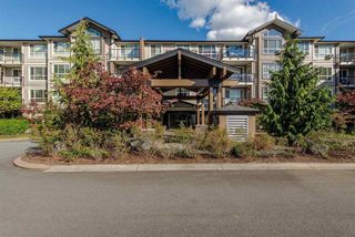 "Photo 1: 214 32729 GARIBALDI Drive in Abbotsford: Abbotsford West Condo for sale in ""Garibaldi Lane"" : MLS®# R2363853"