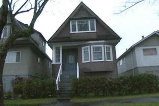 Main Photo: 2316 PARKER Street in Vancouver: Grandview VE House for sale (Vancouver East)  : MLS®# R2364683