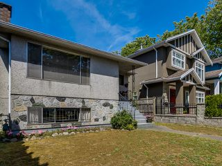 Photo 2: 7831 Heather Street in Vancouver: Marpole Home for sale ()  : MLS®# V1130597