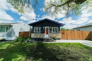 Photo 1: 435 WHITTIER Avenue West in Winnipeg: West Transcona Residential for sale (3L)  : MLS®# 1915272