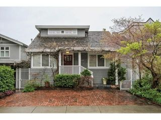 Photo 20: 3661 CAMERON AV in Vancouver: Kitsilano House for sale (Vancouver West)  : MLS®# V1113251