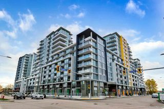 Photo 1: 503 8688 HAZELBRIDGE Way in Richmond: West Cambie Condo for sale : MLS®# R2423261