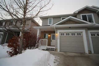 Photo 1: 4532 214 Street in Edmonton: Zone 58 House Half Duplex for sale : MLS®# E4190170