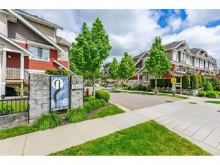 "Photo 1: 64 19455 65 Avenue in Surrey: Clayton Townhouse for sale in ""TWO BLUE"" (Cloverdale)  : MLS®# R2465566"