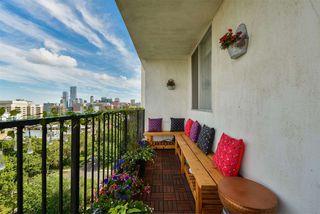Photo 20: 1103 11307 99 Avenue in Edmonton: Zone 12 Condo for sale : MLS®# E4211281