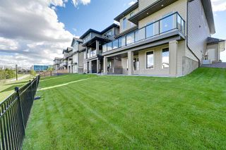 Photo 47: 3622 ALLAN Drive in Edmonton: Zone 56 House for sale : MLS®# E4212833