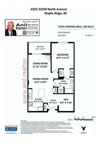 """Photo 38: 205 22230 NORTH Avenue in Maple Ridge: West Central Condo for sale in """"SOUTHRIDGE TERRACE"""" : MLS®# R2526865"""