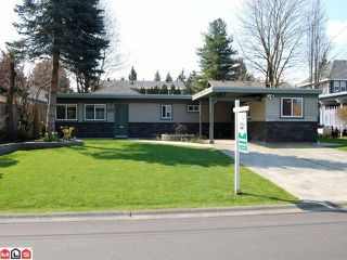 Photo 1: 11832 95A Avenue in Delta: Annieville House for sale (N. Delta)  : MLS®# F1110488