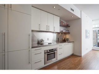 """Photo 1: 602 36 WATER Street in Vancouver: Downtown VW Condo for sale in """"TERMINUS"""" (Vancouver West)  : MLS®# V886960"""