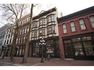 """Photo 8: 602 36 WATER Street in Vancouver: Downtown VW Condo for sale in """"TERMINUS"""" (Vancouver West)  : MLS®# V886960"""