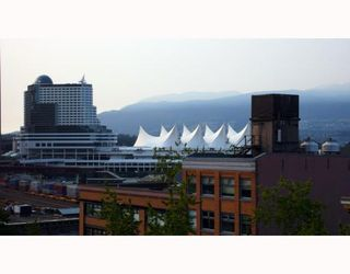 """Photo 15: 602 36 WATER Street in Vancouver: Downtown VW Condo for sale in """"TERMINUS"""" (Vancouver West)  : MLS®# V886960"""