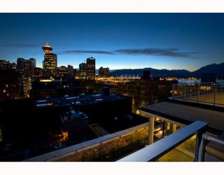 """Photo 14: 602 36 WATER Street in Vancouver: Downtown VW Condo for sale in """"TERMINUS"""" (Vancouver West)  : MLS®# V886960"""