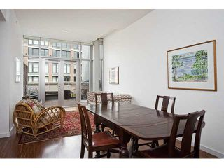 """Photo 4: 602 36 WATER Street in Vancouver: Downtown VW Condo for sale in """"TERMINUS"""" (Vancouver West)  : MLS®# V886960"""