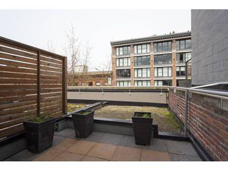 """Photo 5: 602 36 WATER Street in Vancouver: Downtown VW Condo for sale in """"TERMINUS"""" (Vancouver West)  : MLS®# V886960"""