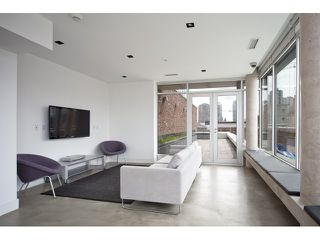 """Photo 10: 602 36 WATER Street in Vancouver: Downtown VW Condo for sale in """"TERMINUS"""" (Vancouver West)  : MLS®# V886960"""