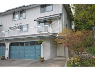 "Photo 1: 30 1355 CITADEL Drive in Port Coquitlam: Citadel PQ Townhouse for sale in ""CITADEL MEWS"" : MLS®# V888426"