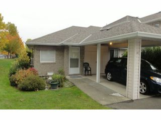 "Photo 1: 23 15020 66A Avenue in Surrey: East Newton Townhouse for sale in ""Sullivan Mews"" : MLS®# F1325053"