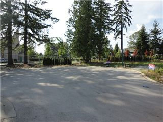 Photo 1: 3135 BOWEN Drive in Coquitlam: New Horizons Land for sale : MLS®# V1041197